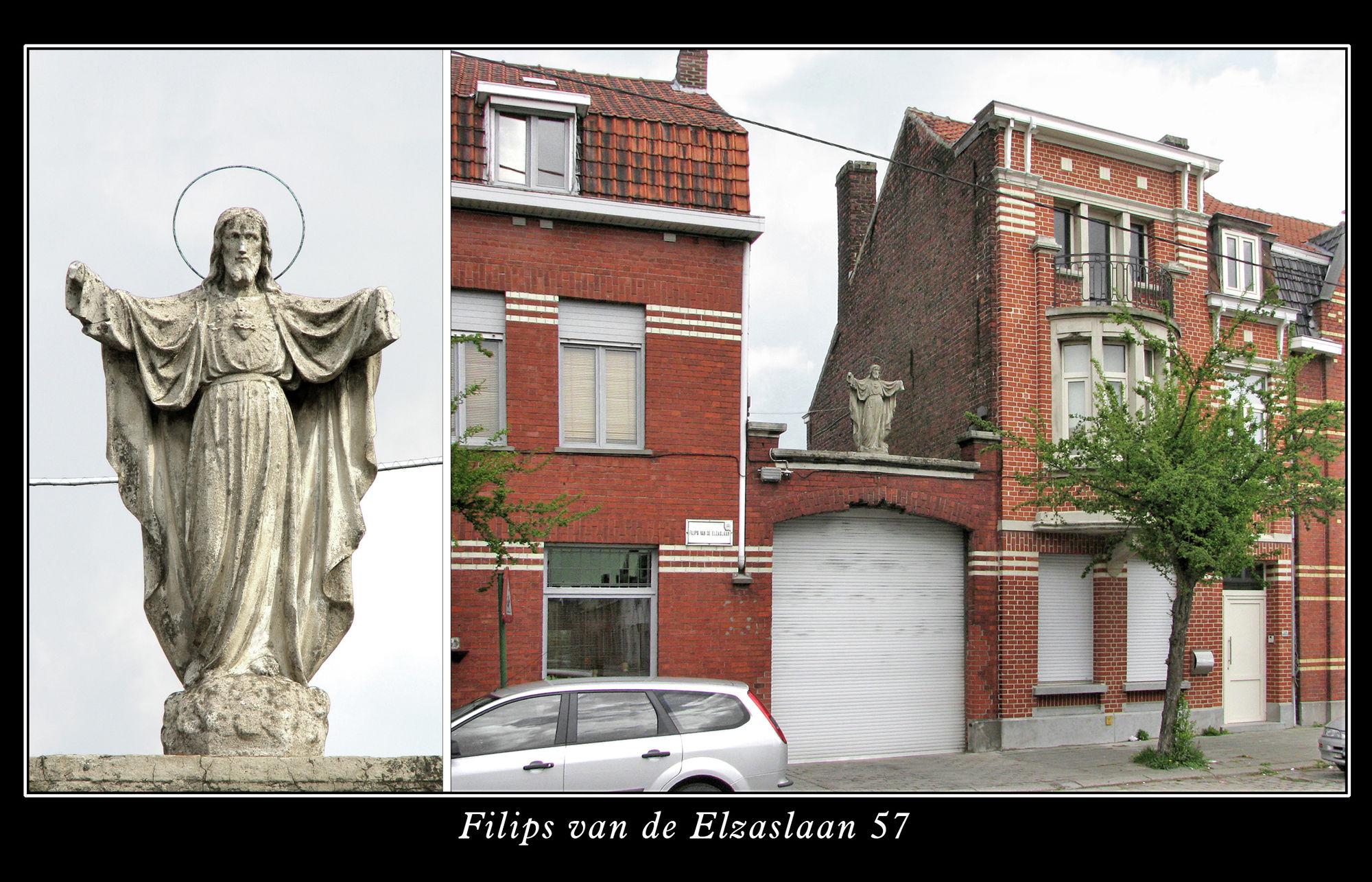 Muurkapel Filips van de Elzaslaan