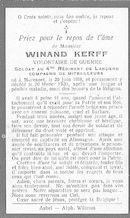 Winand Kerff