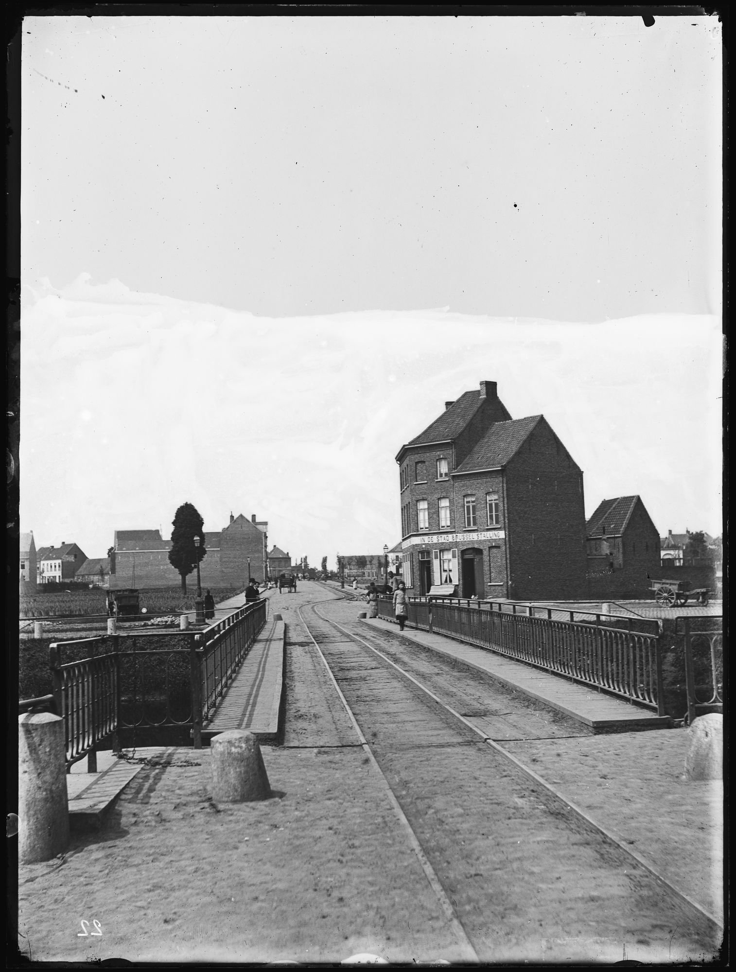 Gerechtshofbrug later Noordbrug genoemd