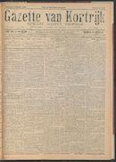 Gazette Van Kortrijk 1918-02-09