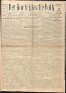 Het Kortrijksche Volk 1928-12-09