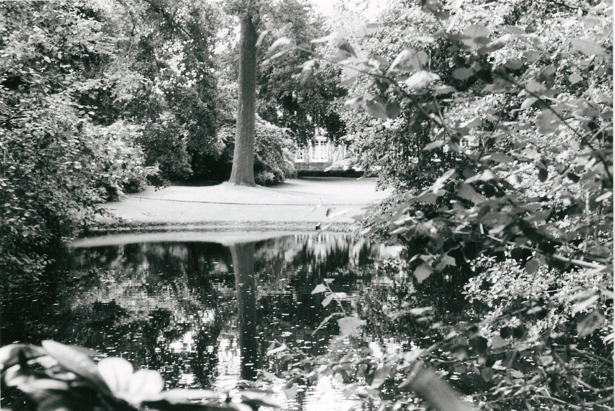 Tuin in de Burgemeester Pyckestraat