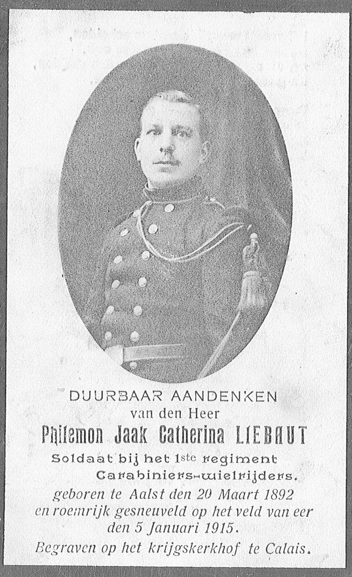 Philemon Jaak Catherina Liebaut