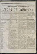 L'echo De Courtrai 1873-03-02