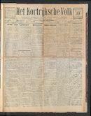 Het Kortrijksche Volk 1924-11-23