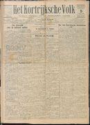 Het Kortrijksche Volk 1928-08-05