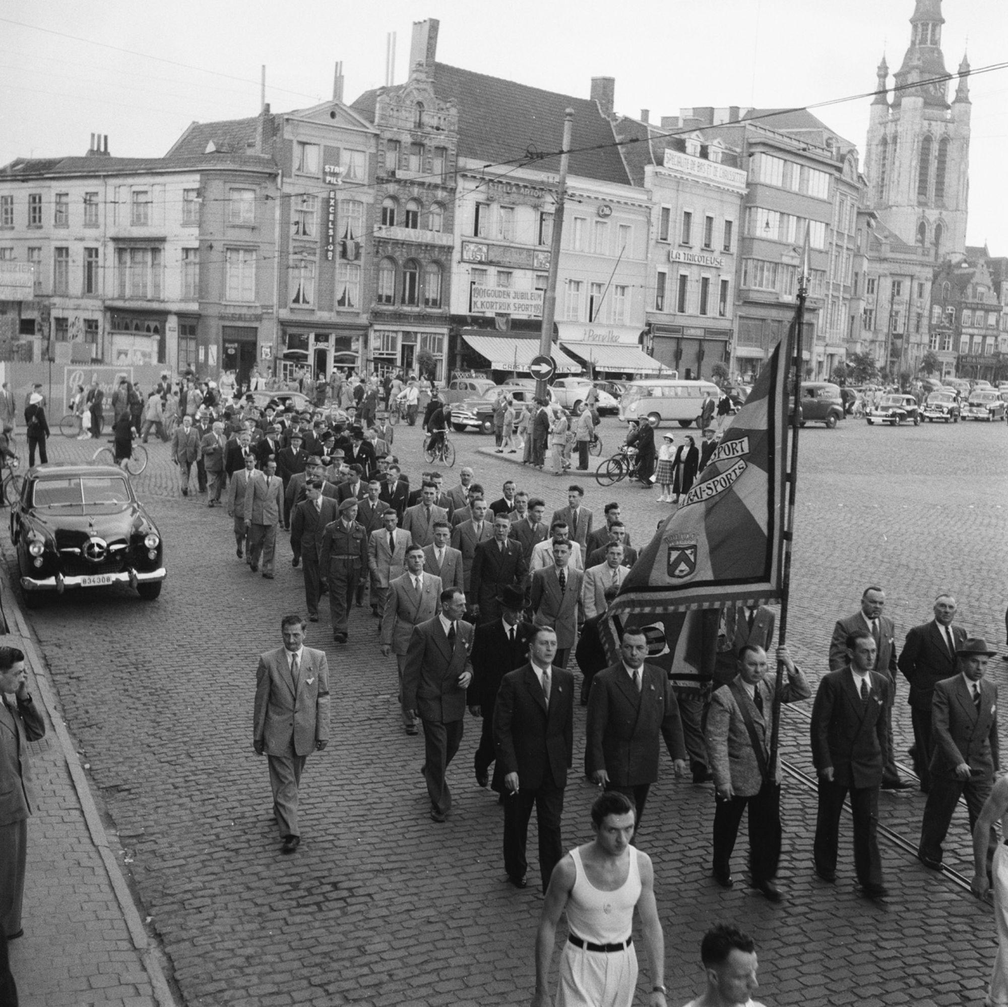50 jaar Kortrijk Sport 1