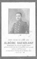 Albéric Baekelant