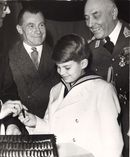 Prinselijk bezoek 1951