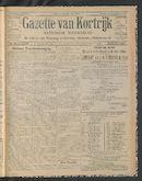Gazette Van Kortrijk 1914-07-02