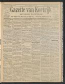 Gazette Van Kortrijk 1907-02-28