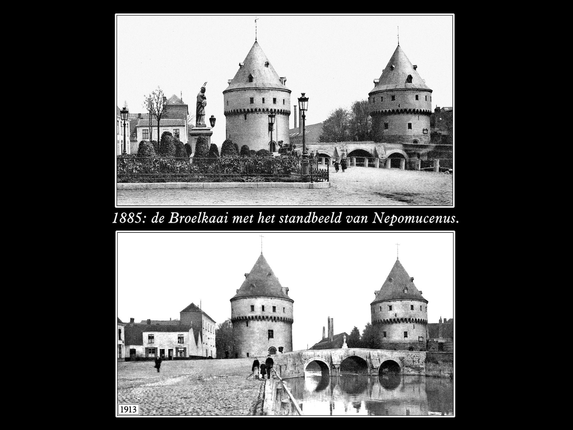 Broelkaai 1885 1913