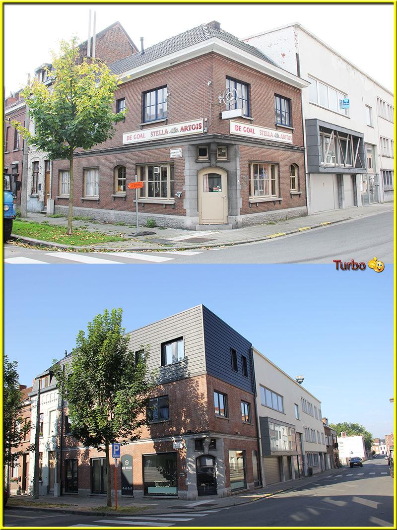 Rekollettenstraat - Café De Goal