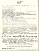 Leona-Maria Bevernage