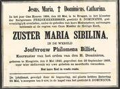 Philomena Billiet