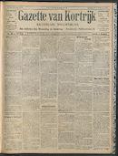 Gazette Van Kortrijk 1909-06-20