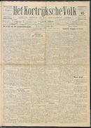 Het Kortrijksche Volk 1927-01-16