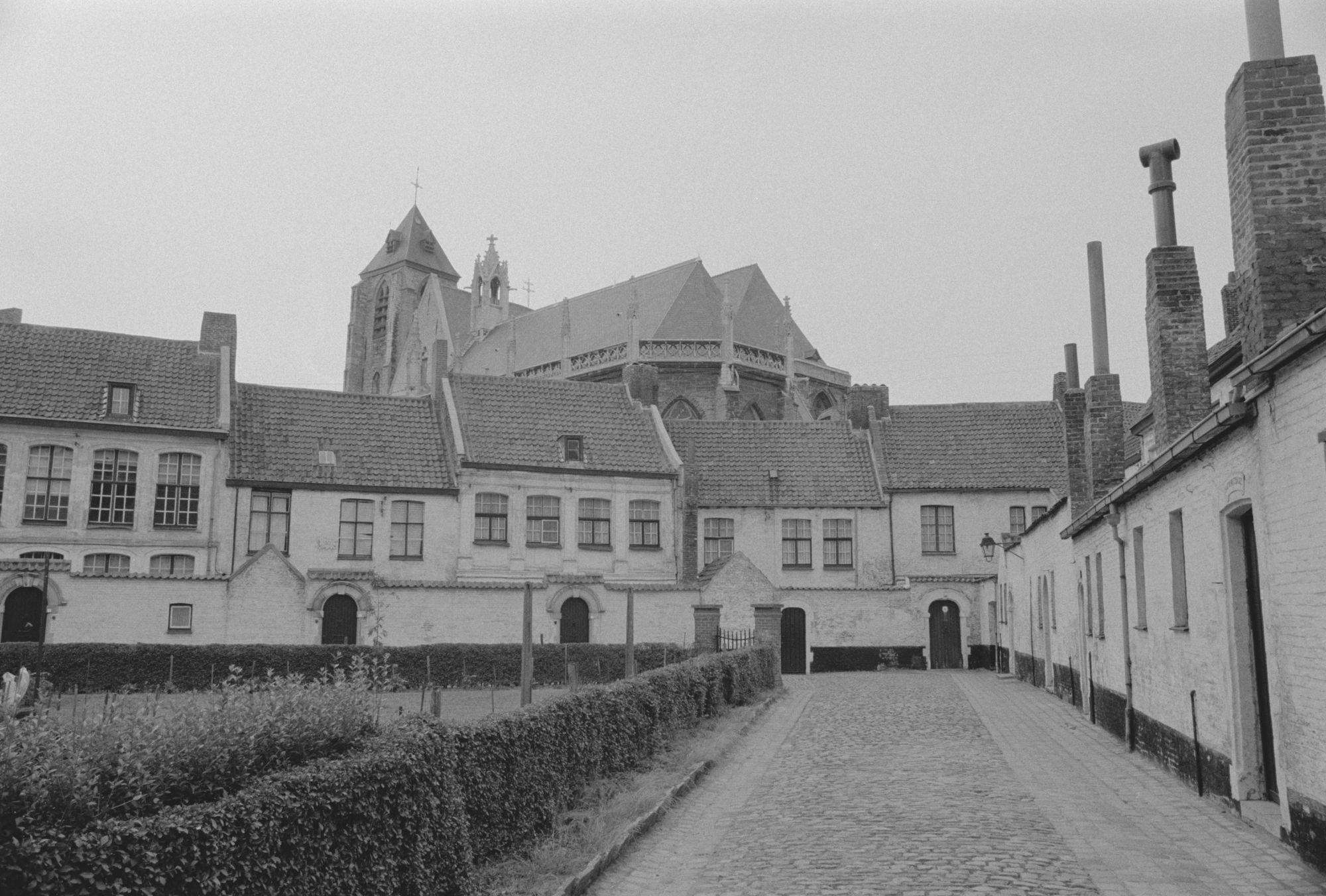 Stadsbeelden: begijnhof