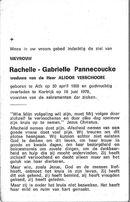Rachelle-Gabrielle Pannecoucke