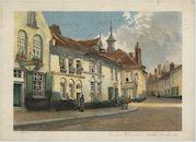 Westflandrica - Ieper, zicht op een straat