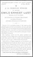 Emile-Ernest Lust