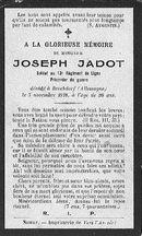 Joseph Jadot