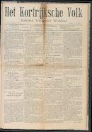 Het Kortrijksche Volk 1907-06-09