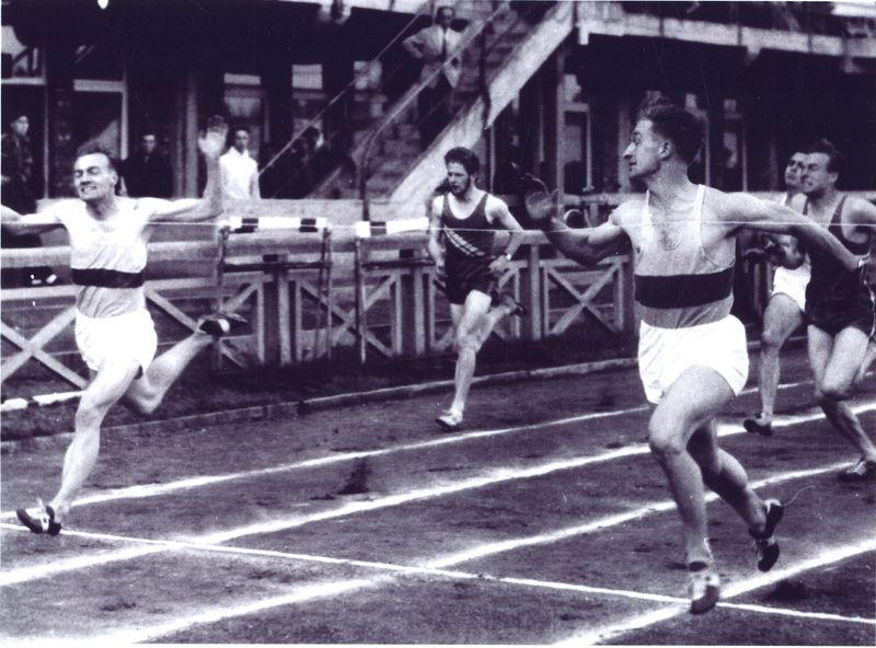 Atletiek: de gebroeders Vercruysse