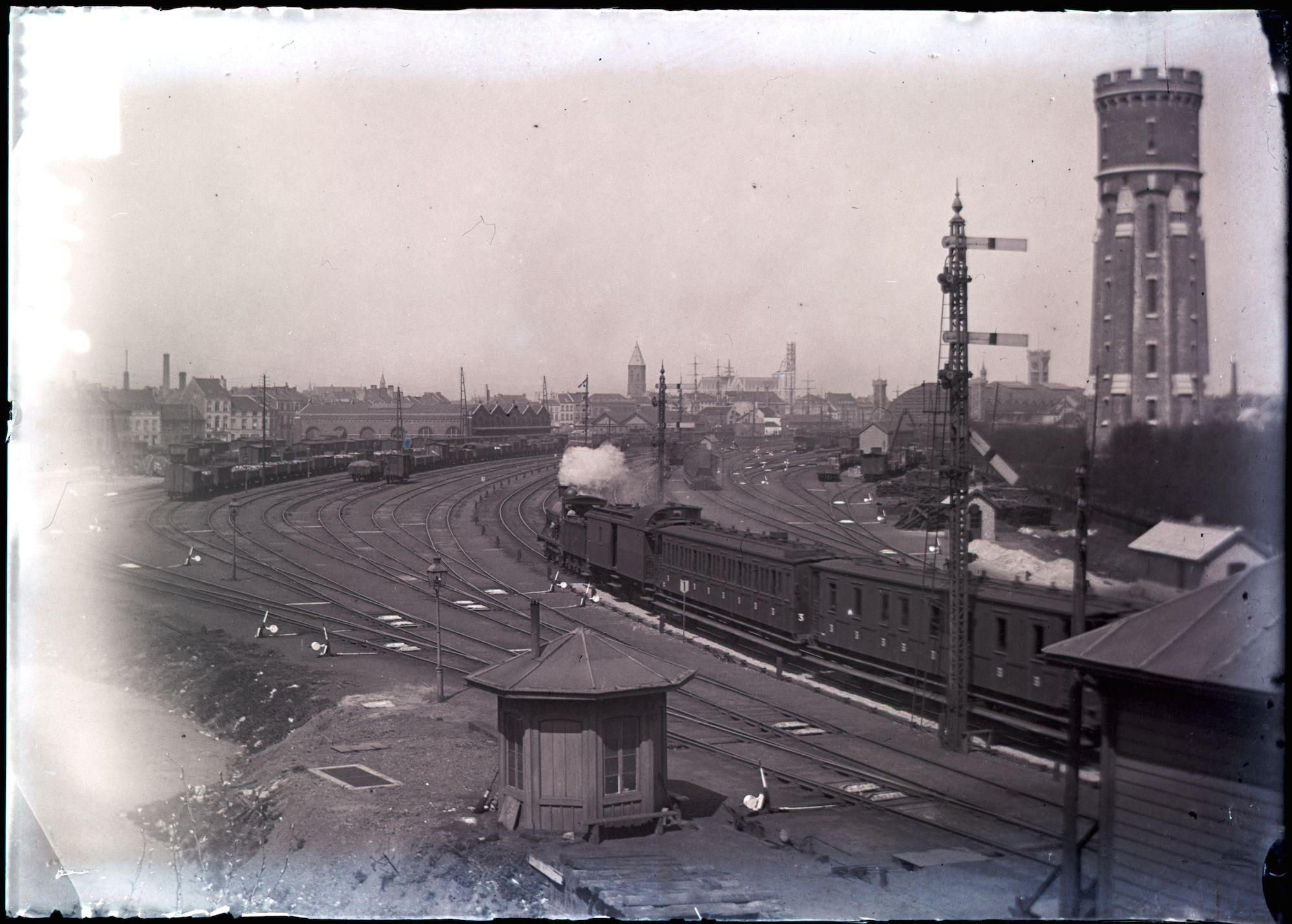 Westflandrica - Oostende, station
