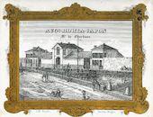 Westflandrica - Firmakaart kolenhandelaar Hora-Capon