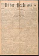 Het Kortrijksche Volk 1930-01-19