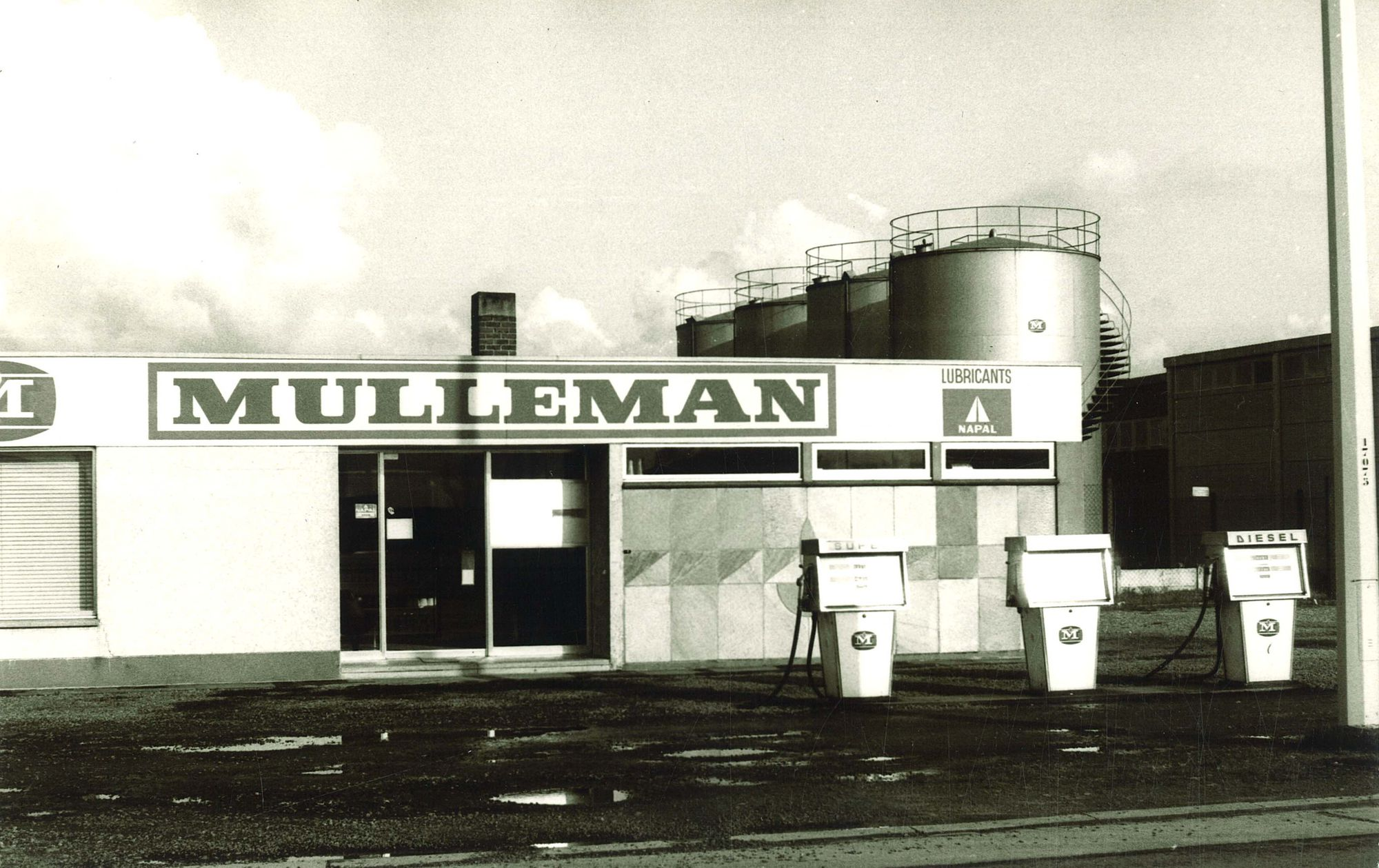 Mulleman Lubricants 1975