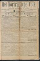 Het Kortrijksche Volk 1914-06-14 p1