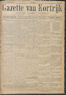 Gazette van Kortrijk 1916-03-05