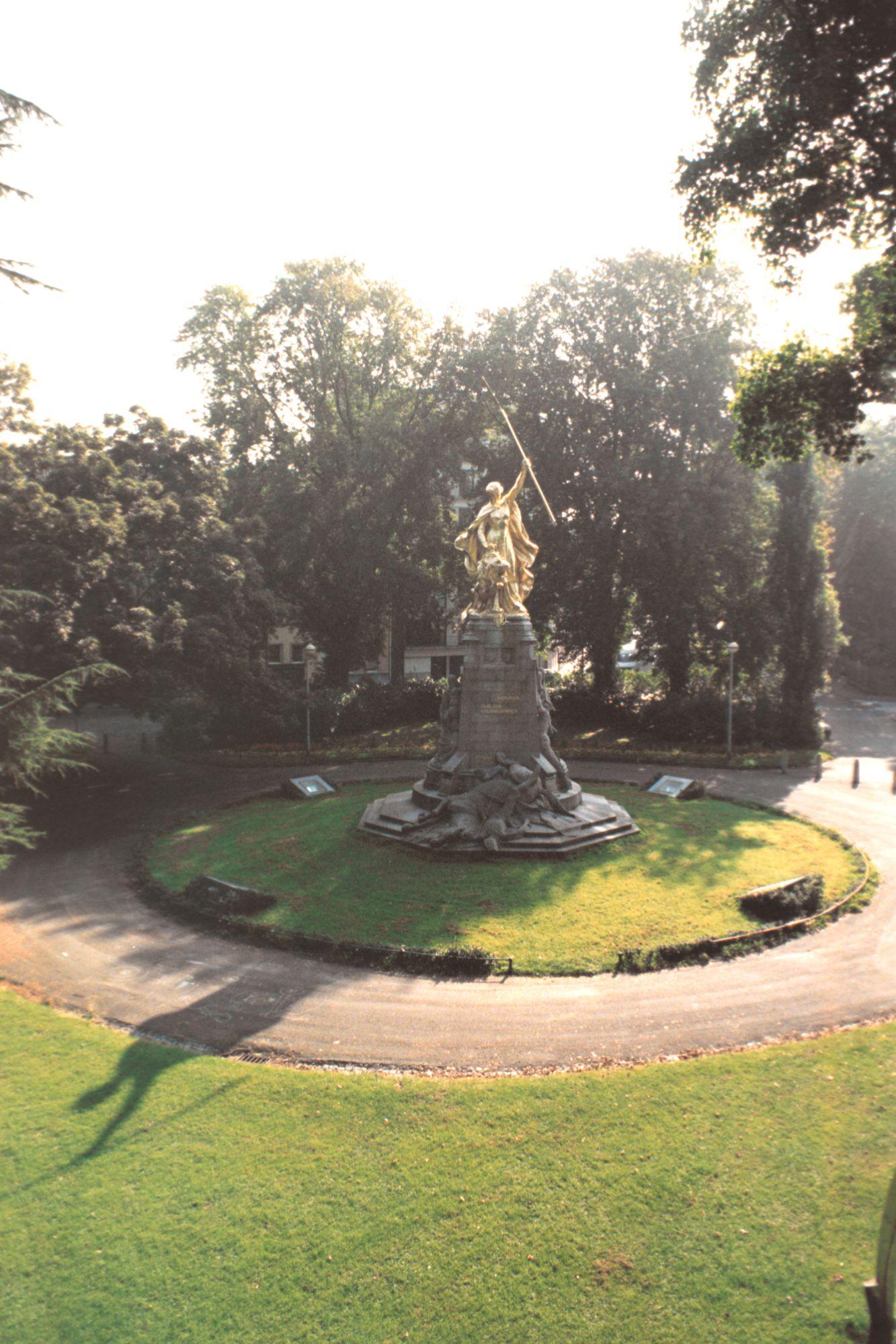 Groeningepark/monument