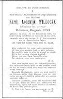 Karel Lodewijk Willockx