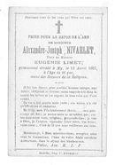 Alexandre-Joseph Nivarlet