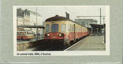 Trein Kortrijk-Moeskroen