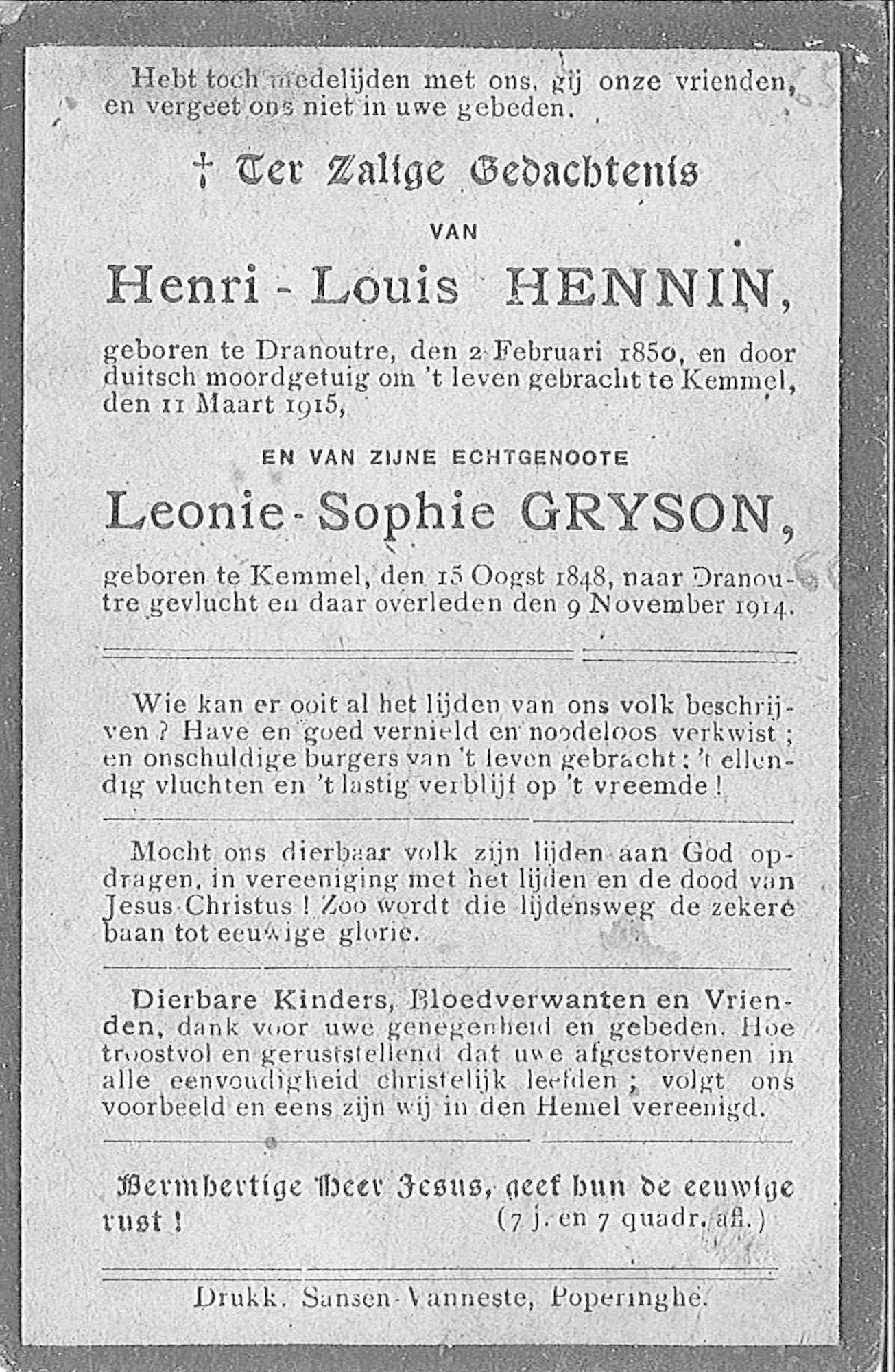 Leonie-Sophie Gryson