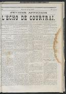 L'echo De Courtrai 1873-05-04