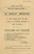 Paasfoor 1898: The American Bioscop van Levis Grandsart