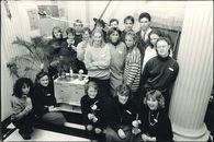 Mini-Onderneming GLASTERIX 1986
