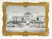 Westflandrica - Firmakaart, brouwer en kolenhandelaar J. Vandamme