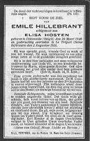 Emile Hillebrant