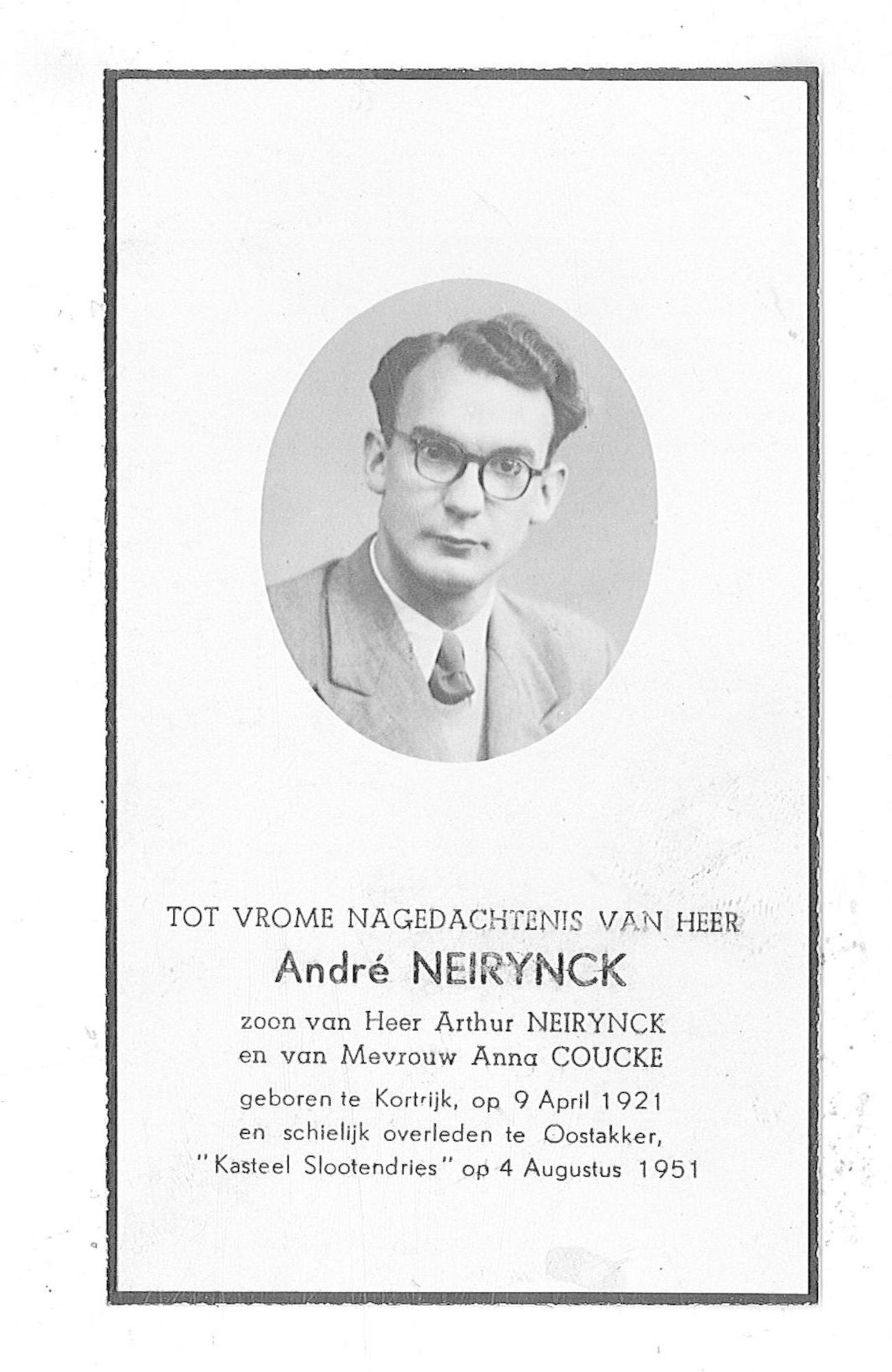 André Neirynck