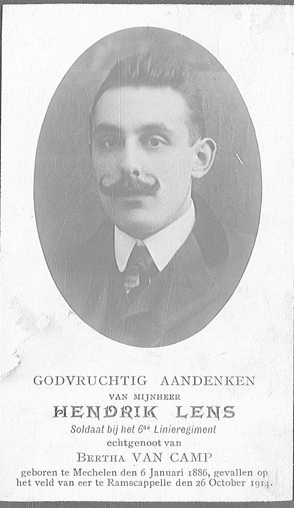 Hendrik Lens