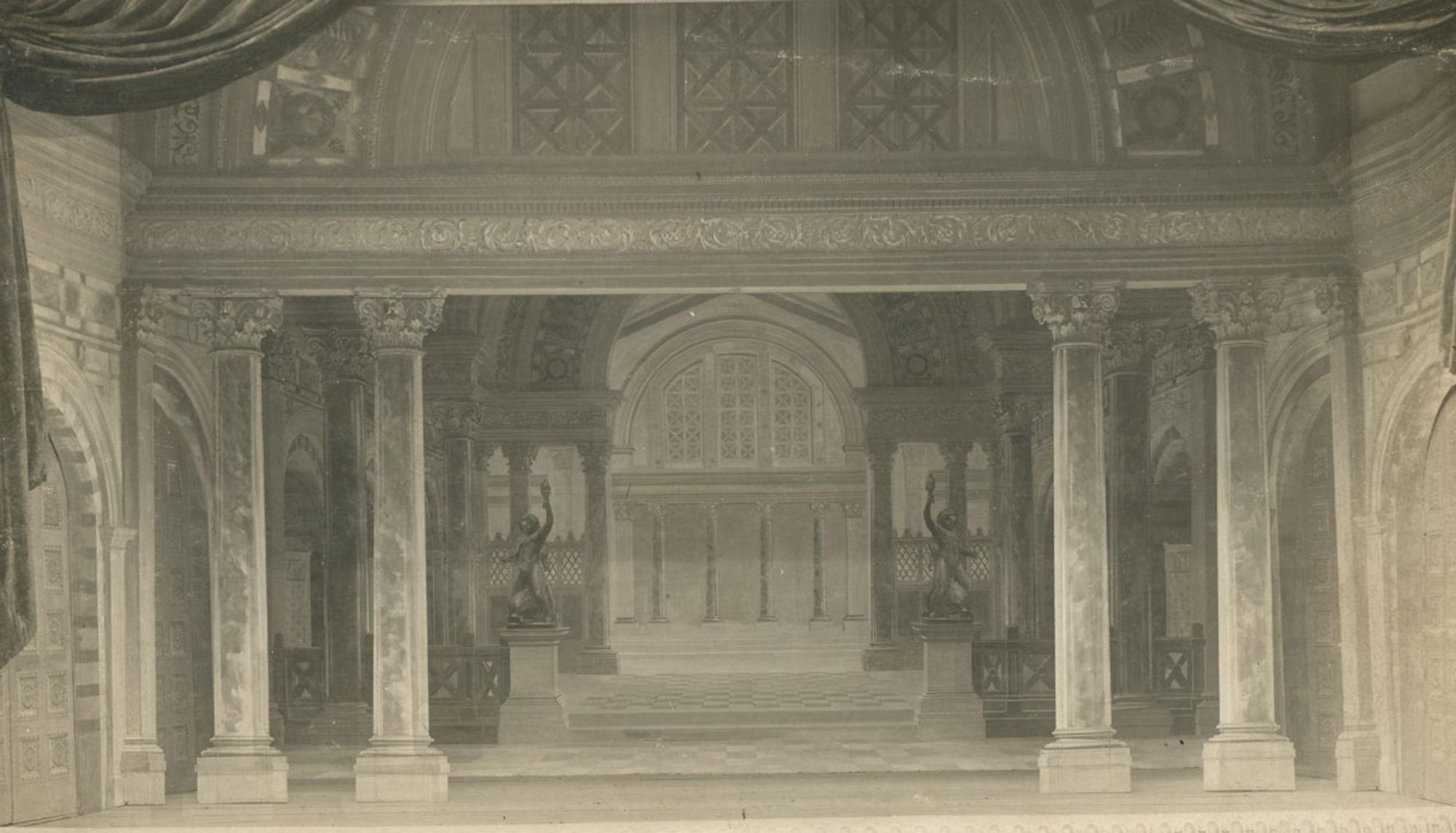 Palais romain